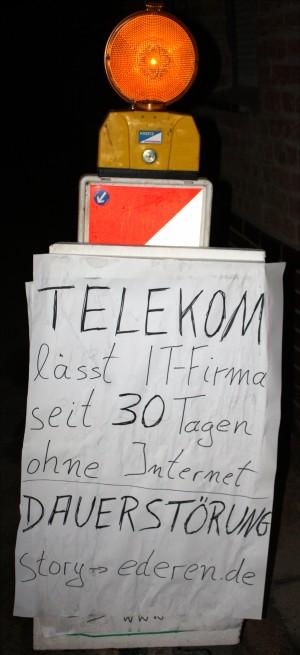 störung telekom dsl telefonnummer